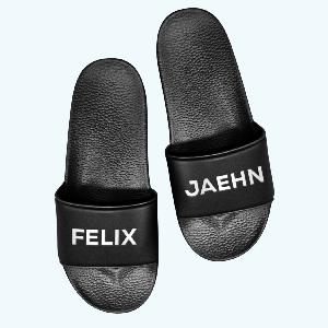 Felix Jaehn FELIX JAEHN SLIDES Badeschlappen