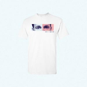 Felix Jaehn EYES TEE T-Shirt white