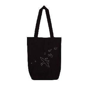 Felix Jaehn LOGO ART BAG Bag unisex, black