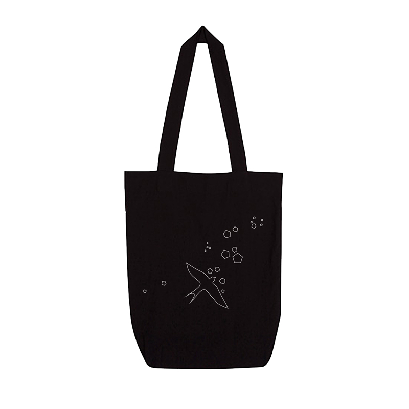 Felix Jaehn COLLAECTION   BAG LOGO ART Bag unisex, black
