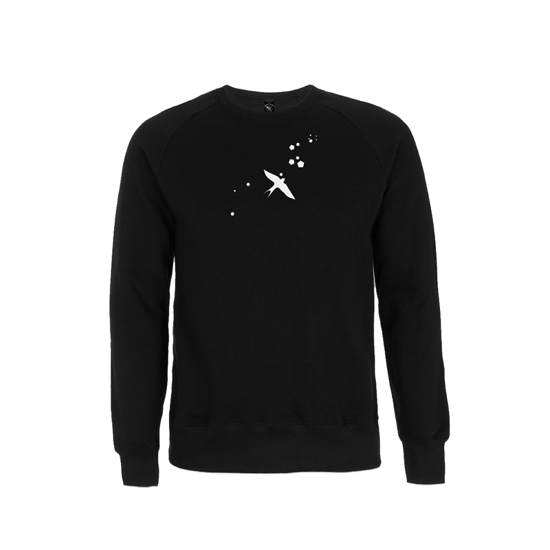 Felix Jaehn COLLAECTION SWEATER LOGO ART Sweater unisex, black