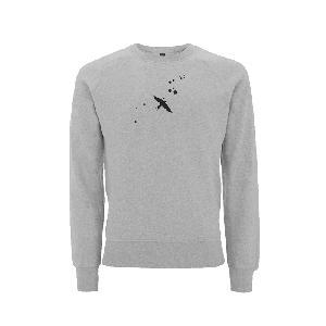 Felix Jaehn LOGO ART SWEATER Sweater unisex,grey