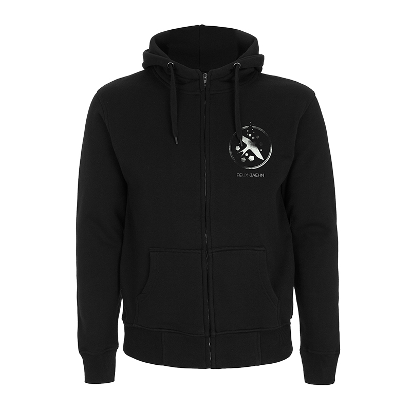 Felix Jaehn COLLAECTION ZIPPER LOGO Zipper unisex, black