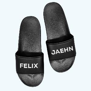 Felix Jaehn FELIX JAEHN SLIPPERS Badeschlappen