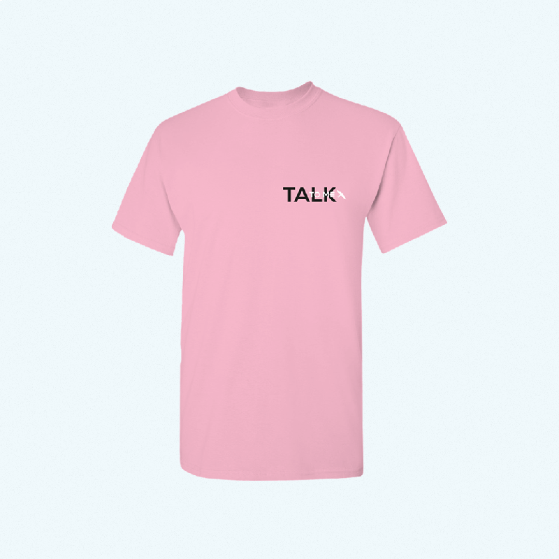 Felix Jaehn TALK TO ME TEE T-Shirt, Pink