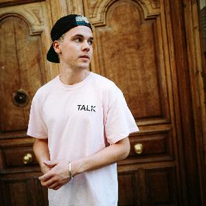 Felix Jaehn TALK TO ME TEE T-Shirt Pink